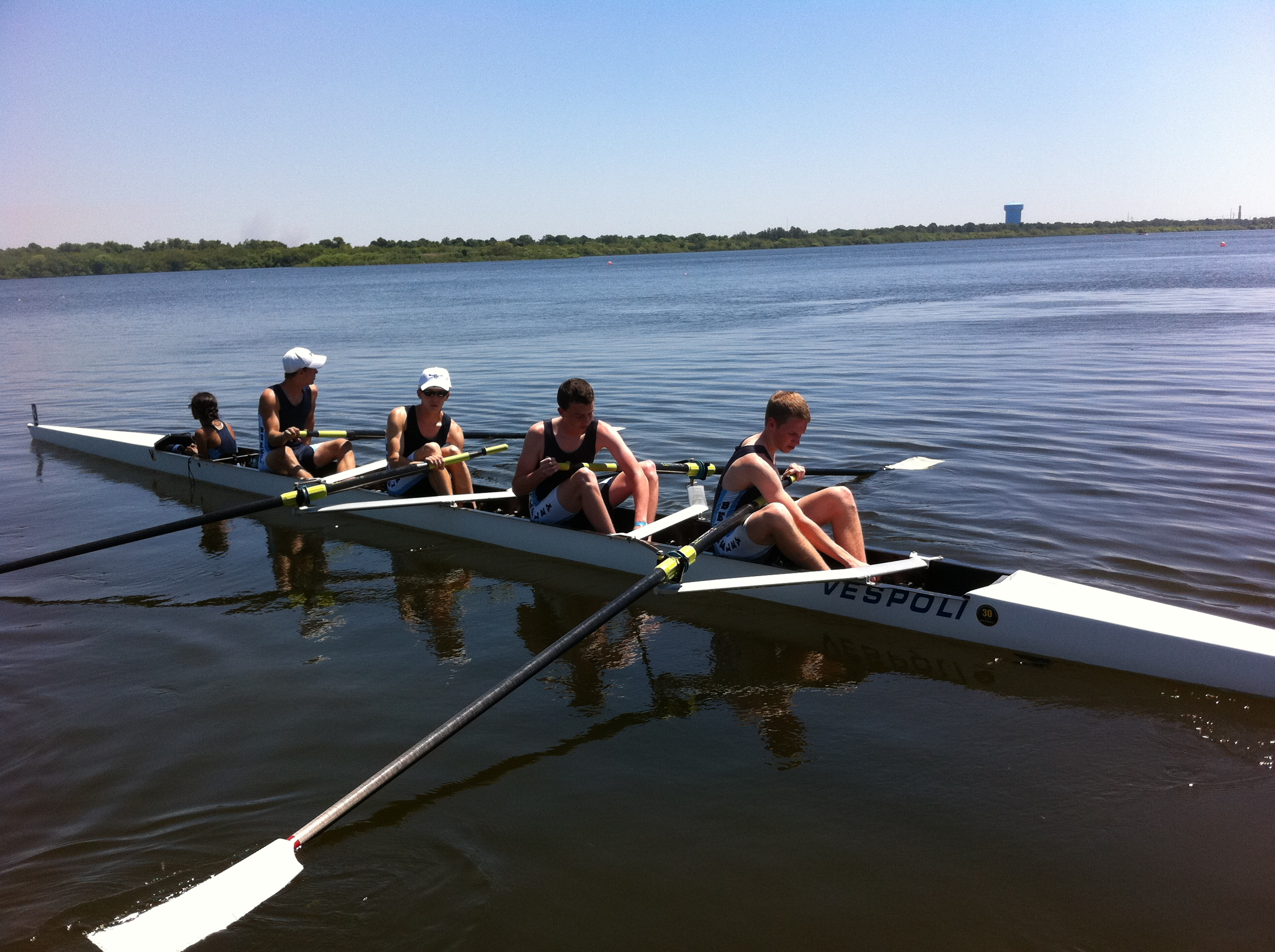 Heart Rate in Rowers and Non-Rowers