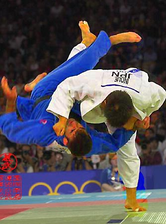 Judo - The Marriage of Nature and Physics